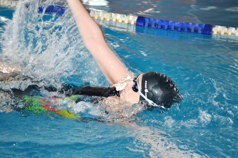 Спортивное плавание для детей